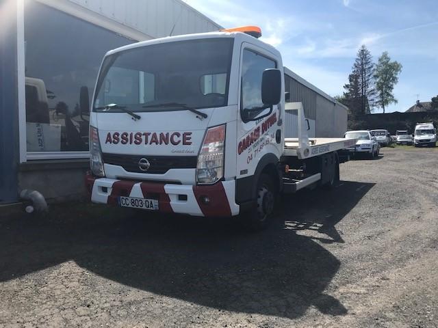 location de véhicules à Mauriac | Garage Dutuel