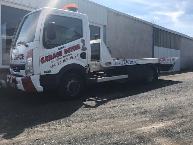 montage de pneus à Mauriac | Garage Dutuel