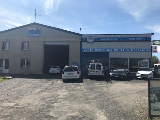 dépannage automobile à Mauriac | Garage Dutuel