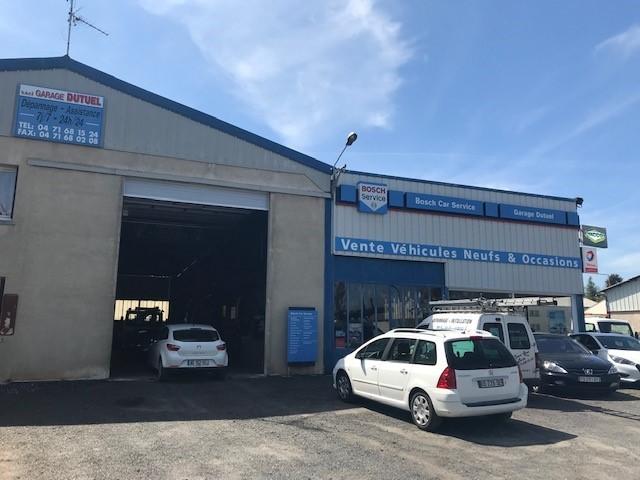 vidange automobile à Mauriac | Garage Dutuel